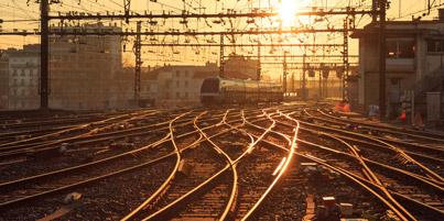 Telecommunication ferroviaire