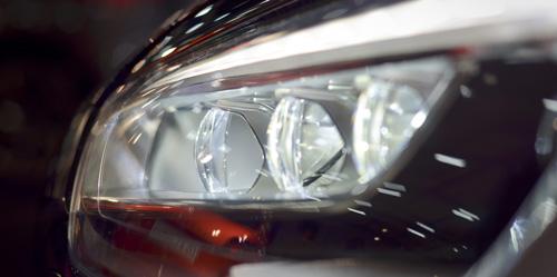 Eclairage automobile