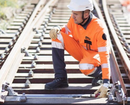 technicien de maintenance ferroviaire